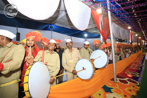 A musical welcome by Sewadal