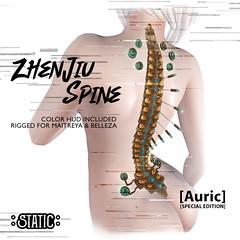 Zhenjiu Spine Special Edition