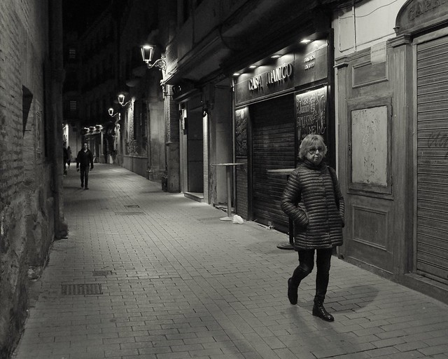 Evening walks.
