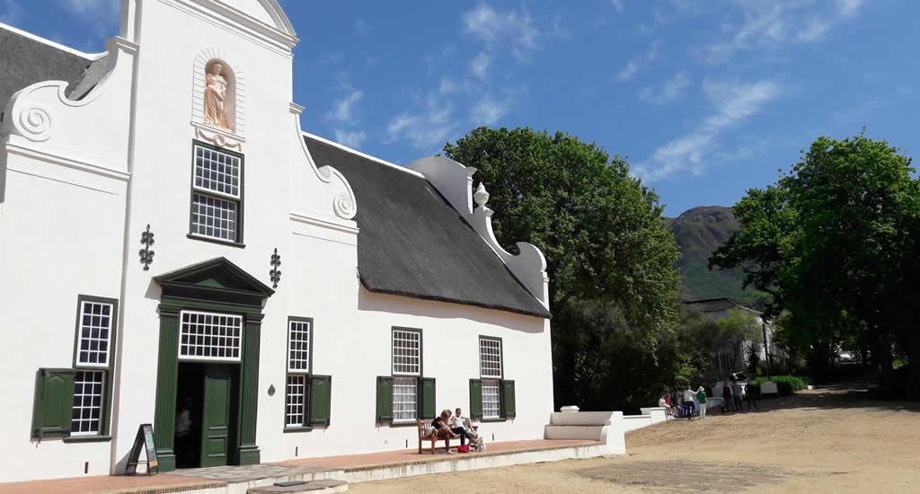 Groot Constantia, Zuid-Afrika | Mooistestedentrips.nl