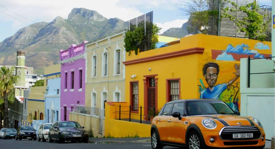 Bezienswaardigheden Kaapstad: Bo Kaap | Mooistestedentrips.nl