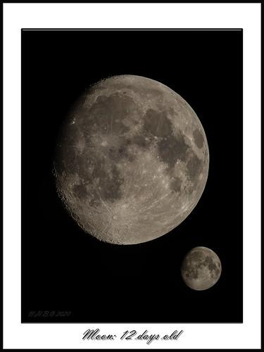 canon6d craters eq5 kenko14x f5 2800mm 1000mm moon 200p 2xbarlow skywatcher f14 pontefract england unitedkingdom