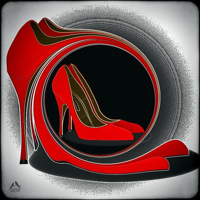 Shoe creation