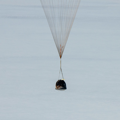 Expedition 61 Soyuz Landing (NHQ202002060022)