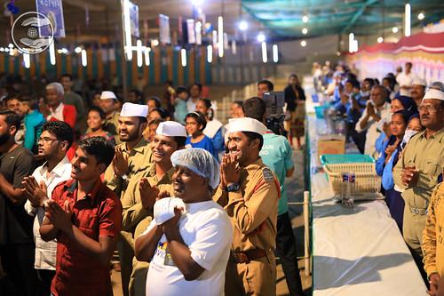 Devotees feel blessed by Satguru Darshan