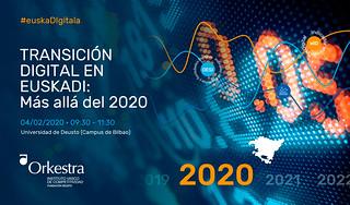Economía y Sociedad Digitales en el País Vasco 2019