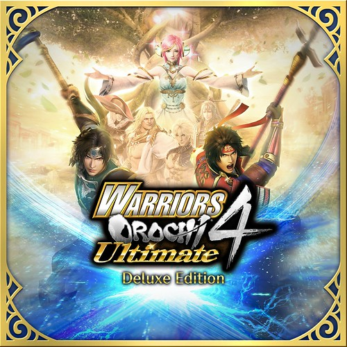 WARRIORS OROCHI 4 Ultimate Deluxe Edition with Bonus