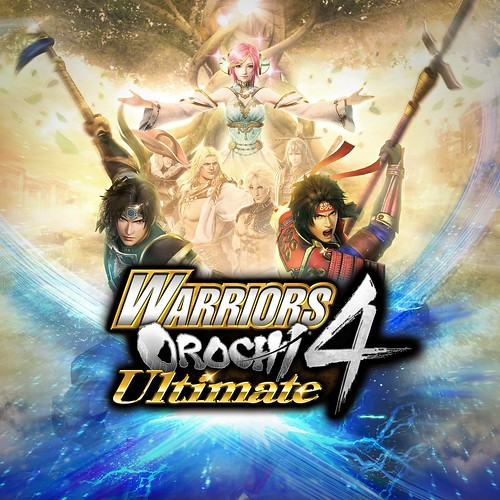 WARRIORS OROCHI 4 Ultimate with Bonus