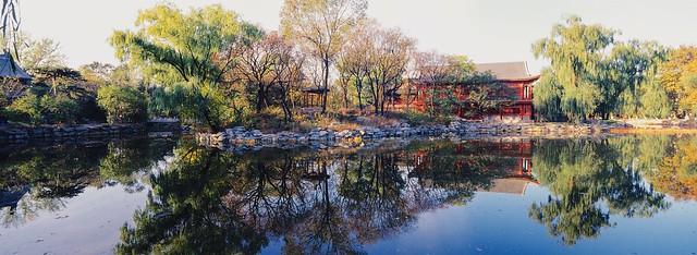 朗润园(Langrun Garden of Peking University)