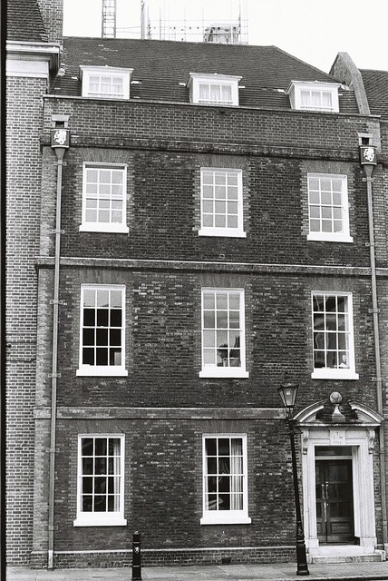 Dickens's Office