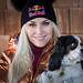 Lindsey Vonn of the United States of America poses for a photograph prior to the alpine ski worldcup in Kitzbuehel, Austria on January 24, 2020. // Sebastian Marko/Red Bull Content Pool // AP-22W6YRTGD1W11 // Usage for editorial use only //