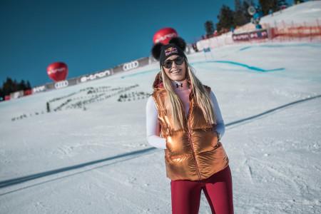 Lindsey Vonn: Kitzbühel jsem chlapům vždycky záviděla