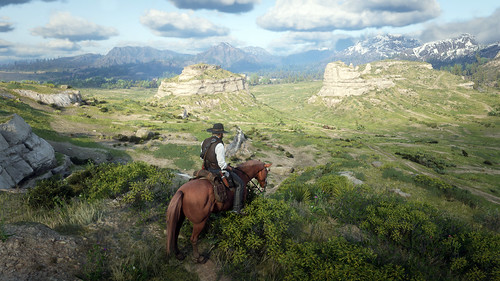 Red Dead Redemption 2 - The Open Range (New Hanover)