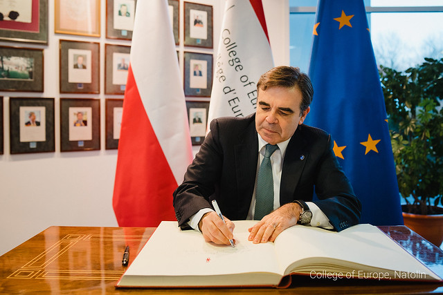 High-level Visit by Mr Margaritis Schinas, Vice-President of the European Commission - 5 February 2020