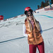 Lindsey Vonn of the United States of America poses for a photograph prior to the alpine ski worldcup in Kitzbuehel, Austria on January 24, 2020. // Sebastian Marko/Red Bull Content Pool // AP-22W6YTSMS1W11 // Usage for editorial use only //