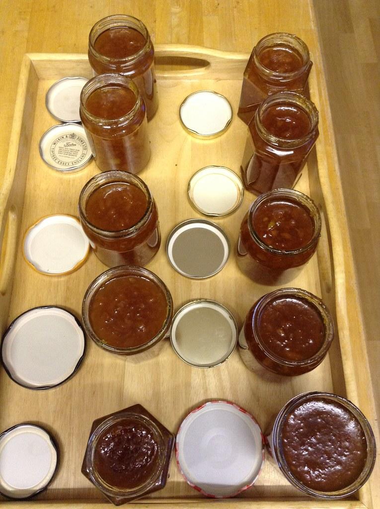Marmalade Setting Sorted