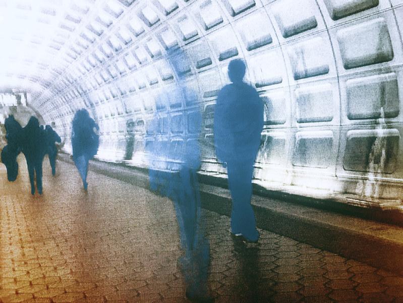 Metro Ghosts