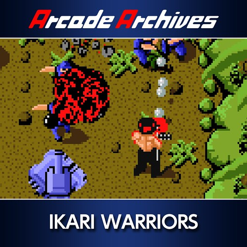 Thumbnail of Arcade Archives IKARI WARRIORS on PS4