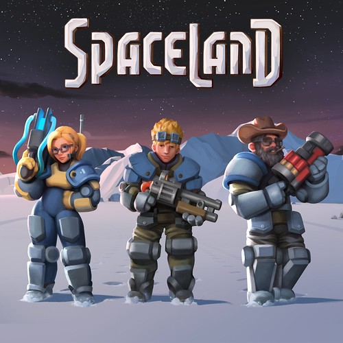 Thumbnail of Spaceland on PS4