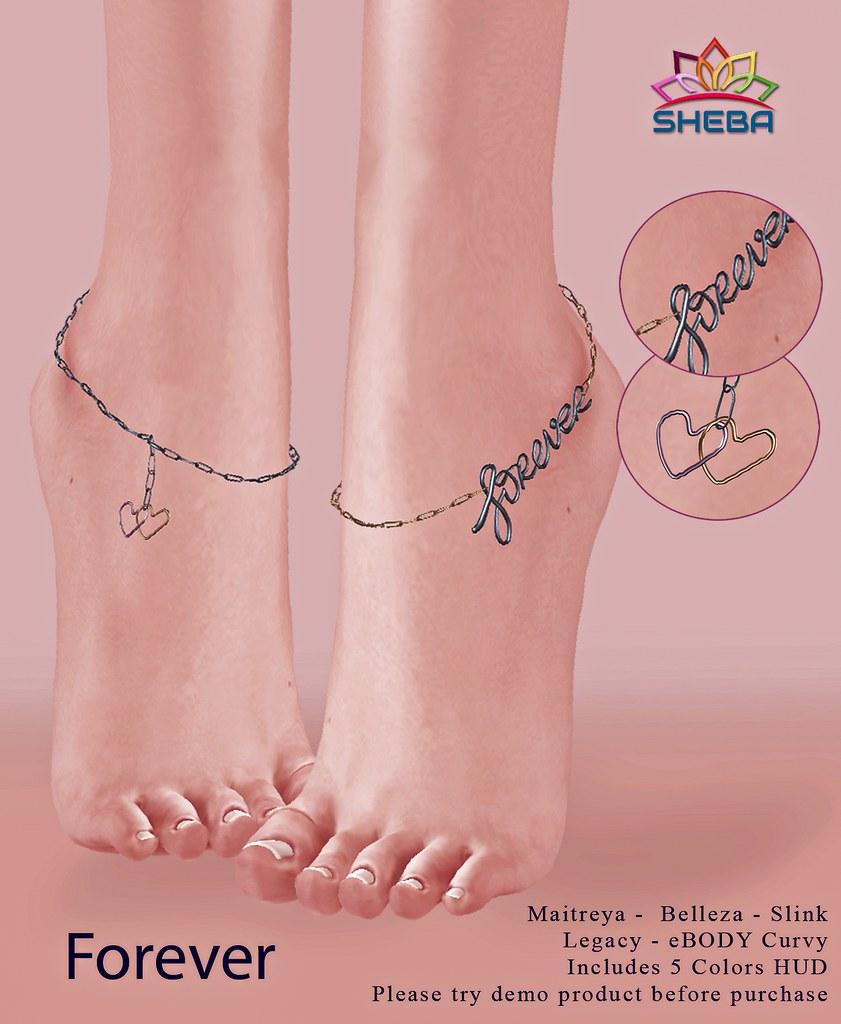 Sheba Forever  vendor AD