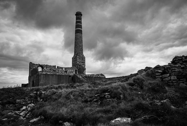 Compressor/Power House, Levant Mine, Pendeen