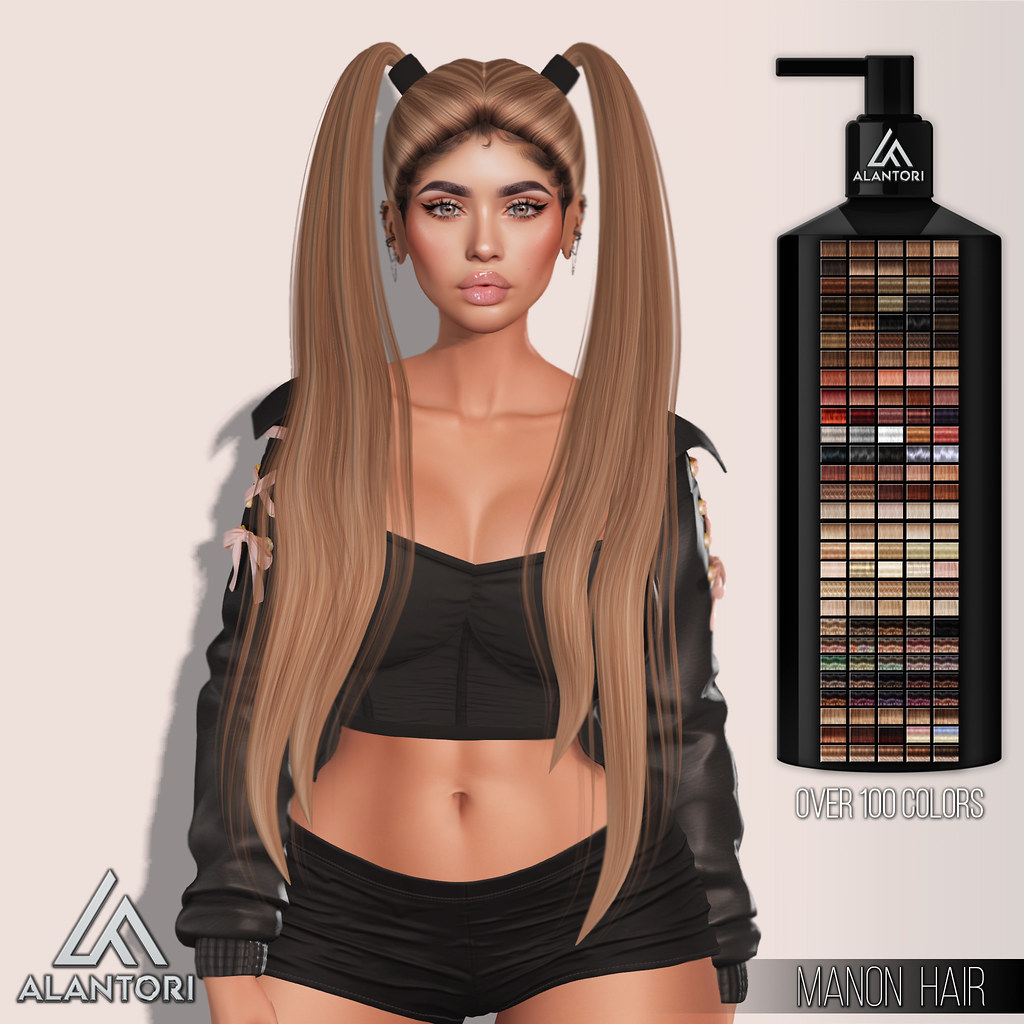 ALANTORI | Manon Hair in over 100 Colors