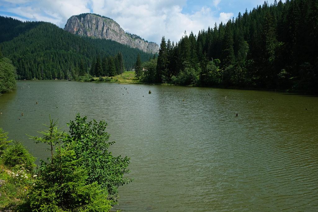 Red Lake, Székely Land, Romania