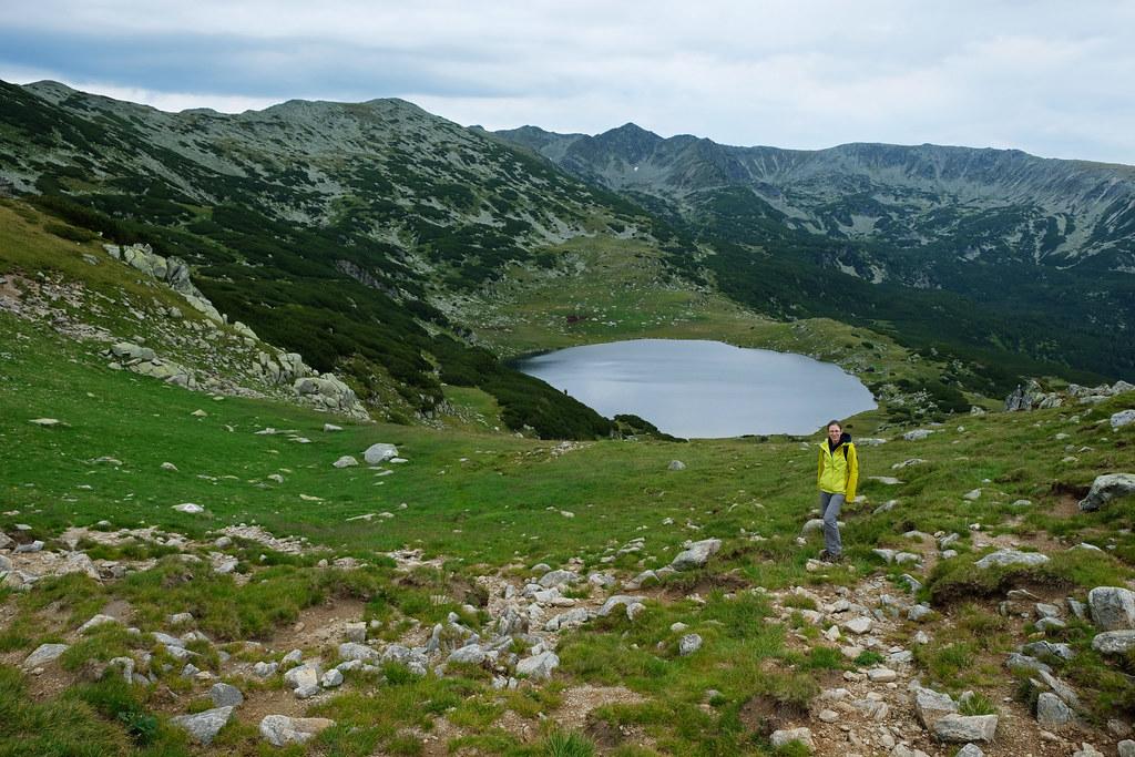 Zănoaga Lake, Retezat National Park, Romania