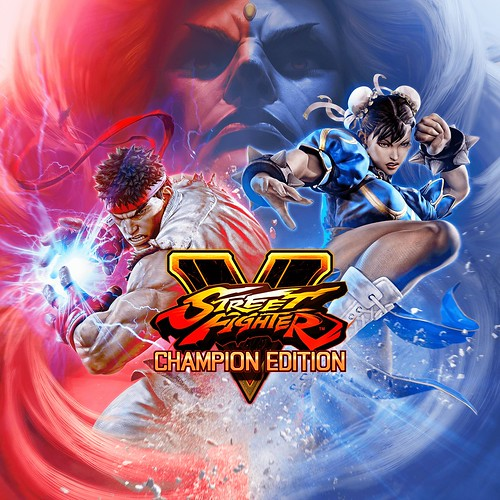 Thumbnail of Street Fighter V: Champion Edition on PS4