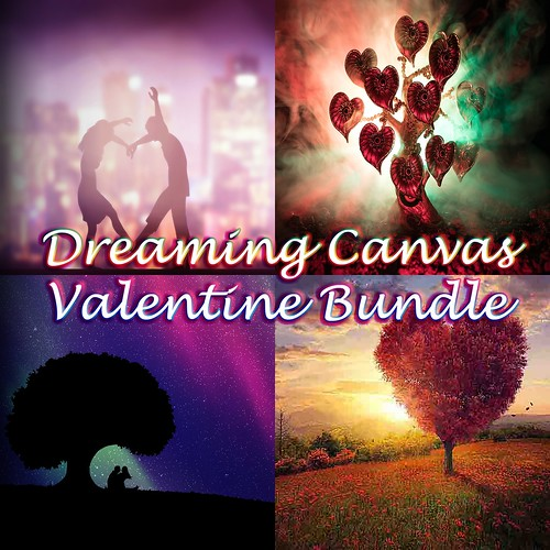 Dreaming Canvas Valentine Special Bundle