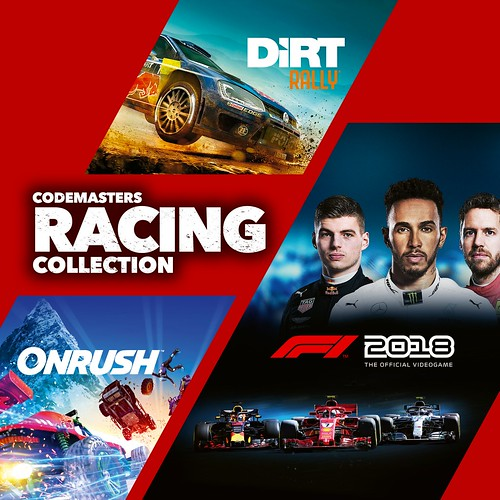 Thumbnail of Codemasters Racing Collection on PS4
