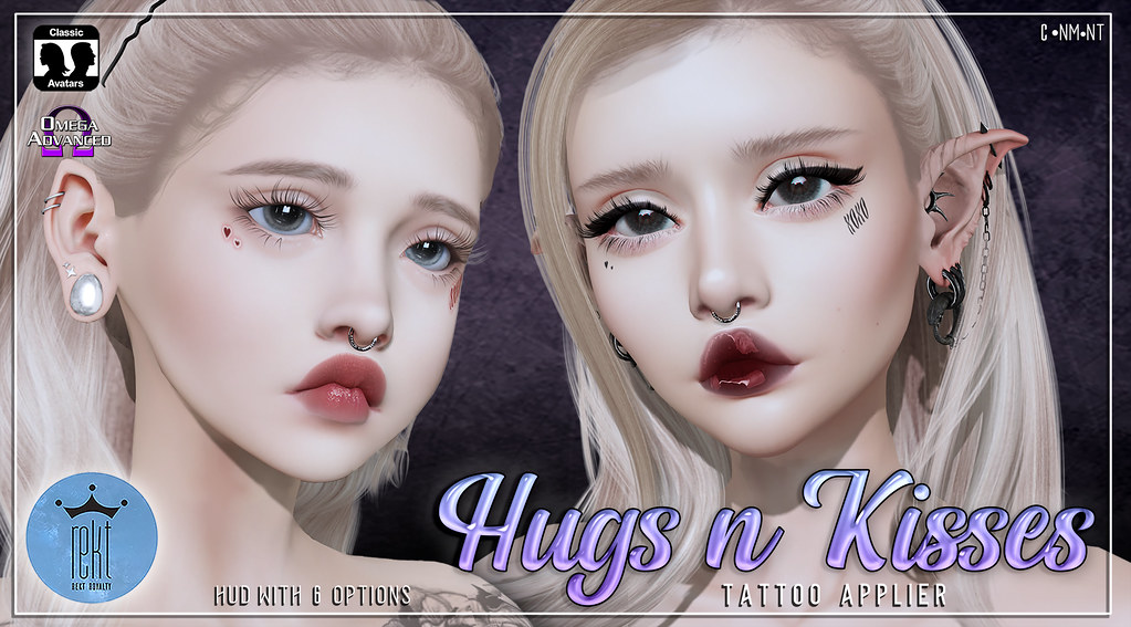 Rekt Royalty – Hugs n Kisses