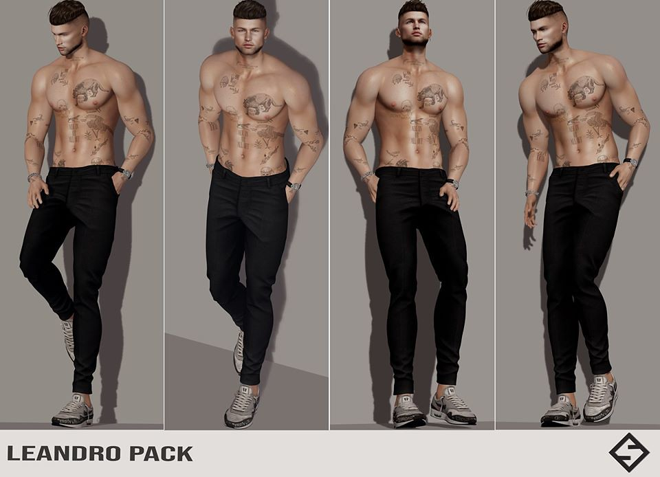 New poses package in the @MAINSTORE! 😏