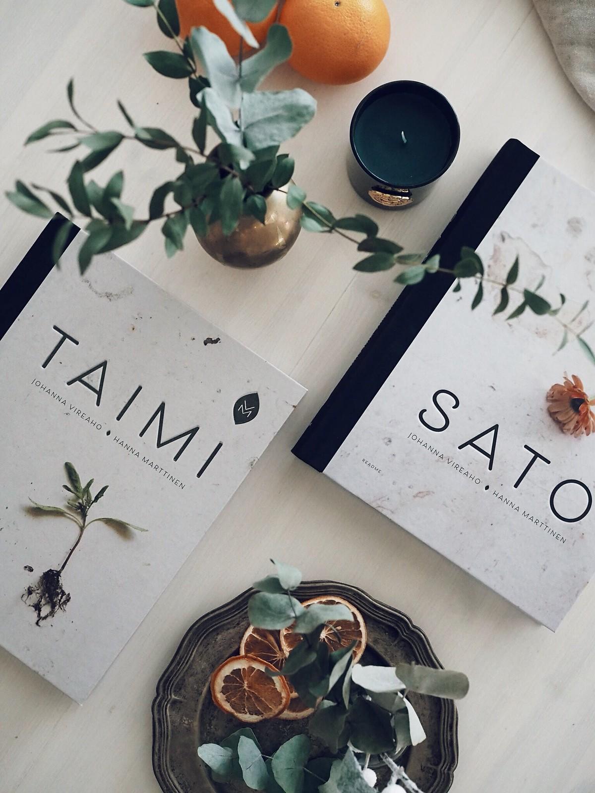 Taimi-Sato-kirjat