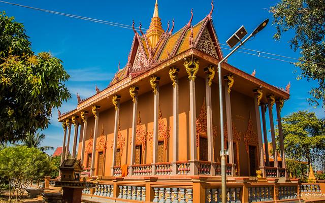 2019 - Cambodia - Kampong Tralach - 10