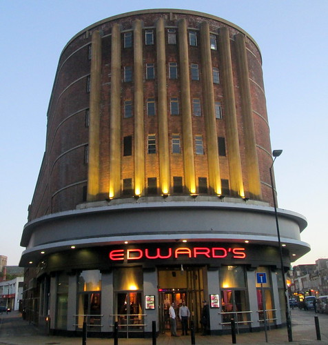 Fantastic Art Deco, Edward's Peterborough