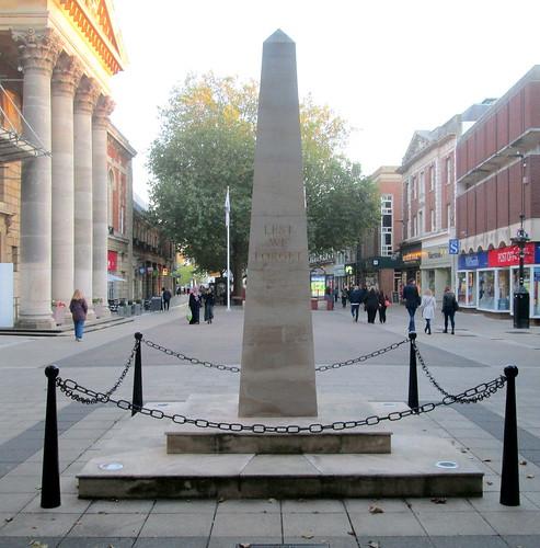 Peterborough, A War Memorial