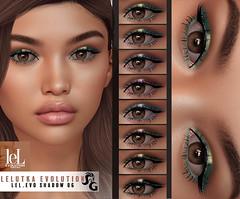 Lelutka EVO Eyeshadow 06
