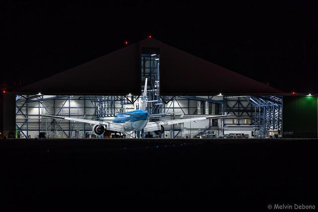 KLM Asia Boeing 777-206(ER)  |  PH-BQL  |  LMML