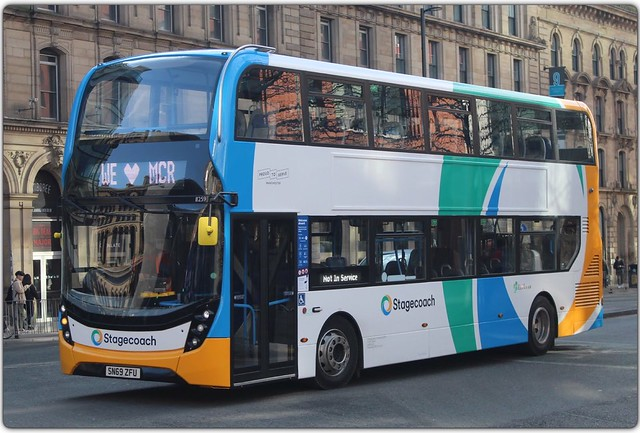 Stagecoach Manchester 11259 (SN69 ZFU)