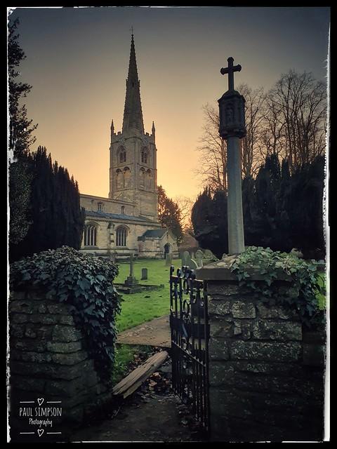 St Swithuns, Leadenham, Lincolnshire
