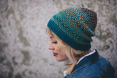 Andrea Mowry's Shiftalong Hat!