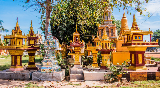 2019 - Cambodia - Kampong Tralach - 11