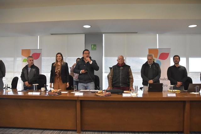 """Inauguración del Taller """"Tlajomulco al Camino de la Soberania Alimentaria"""""""