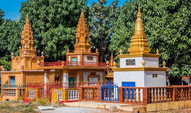 2019 - Cambodia - Kampong Tralach - 12