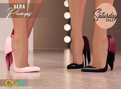 EQUAL - Vera Pumps for  The Saturday Sale
