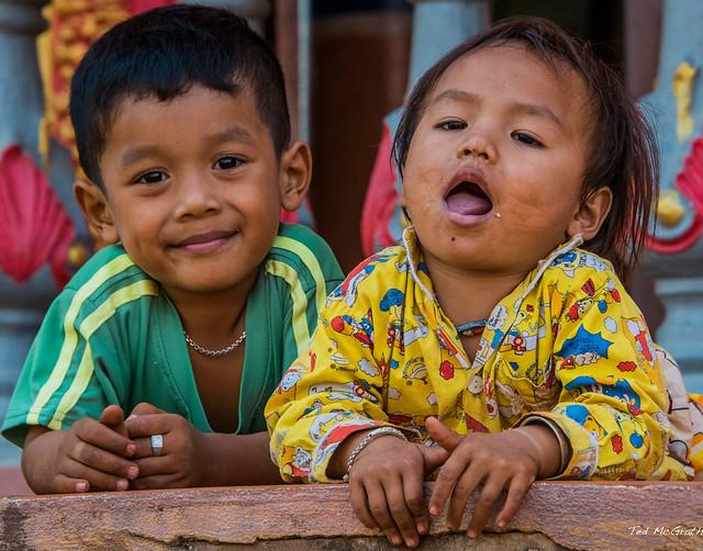 2019 - Cambodia - Kampong Tralach - 13