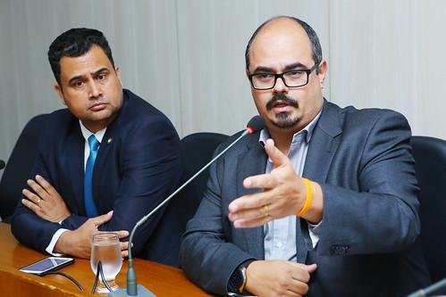4ª Reunião Extraordinária - CPI - Débitos do Município com a Construtora Andrade Gutierrez