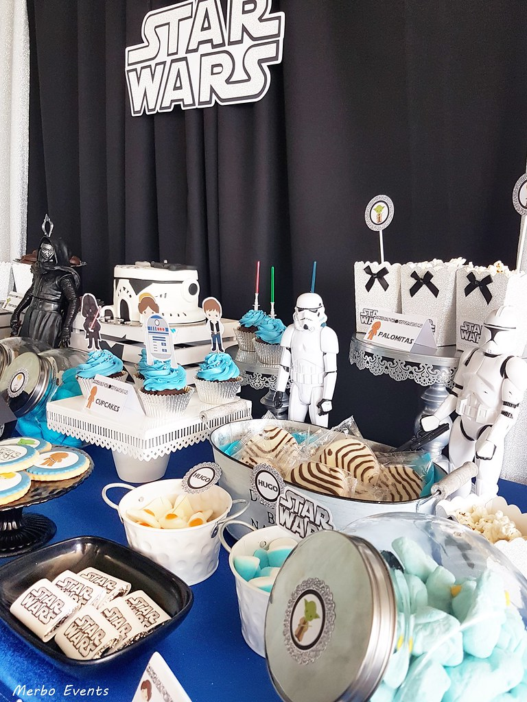 detalles mesa dulce star wars  merbo events