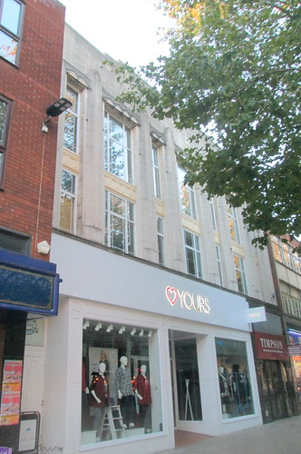 Peterborough Burton's  from Side